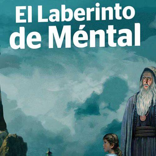 diseño editorial libro el laberinto de mental