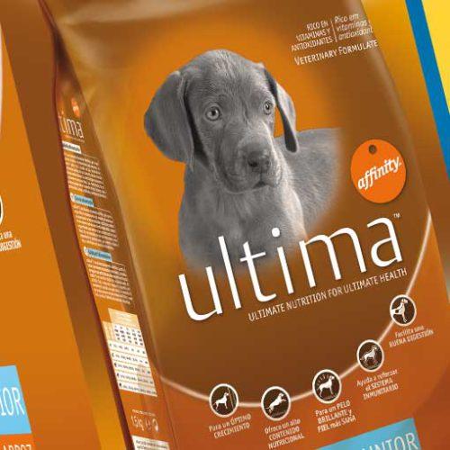 diseño packaging alimento perros