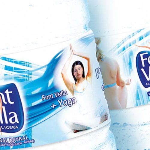 diseño packaging botellas